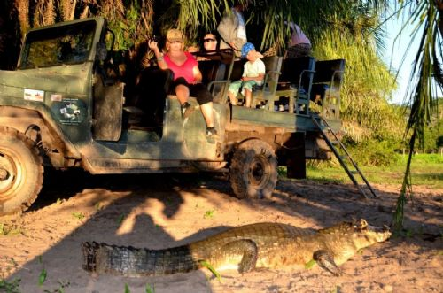 Pantanal Northern Jeep Safari Tour