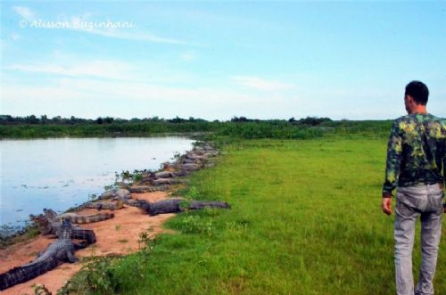 Piuval Lodge Pantanal Tour - 5 days